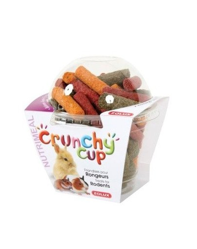 Crunchy Cup Nuggets Przysmaki Z Buraczkiem 130 g