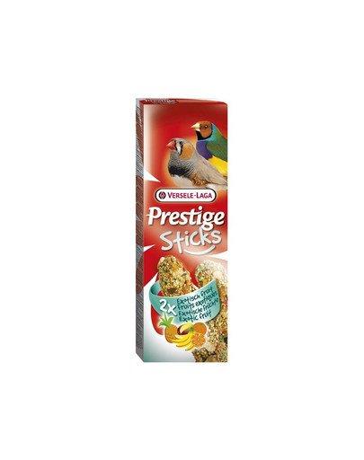 Prestige Sticks Finches Exotic Fruit 60 g - Kolby Z Owocami Egzotycznymi Dla Ptaków Tropikalnych