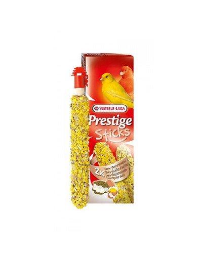 Prestige Sticks Canaries Eggs&Oystershells 60 g - Kolby Jajeczno-Wapienne Dla Kanarków-