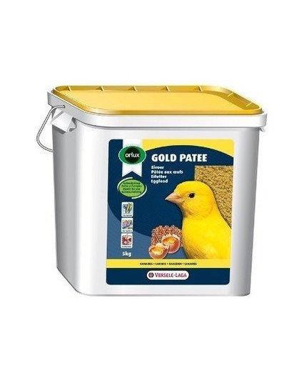 Gold Patee Canaries Yellow 25 kg Pokarm Jajeczny Dla Żółtych Kanarków