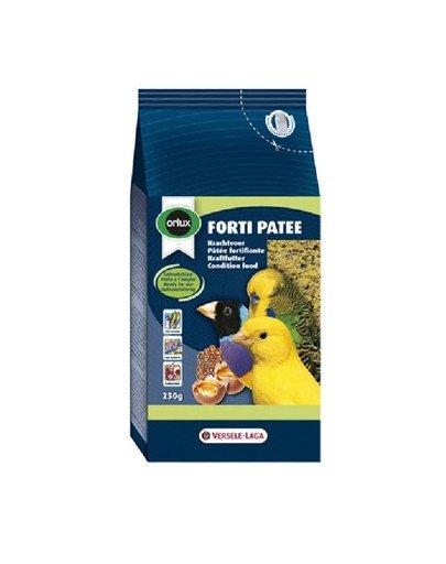 Forti Patee 250 g - Pokarm Miodowo-Jajeczny Na Kondycję