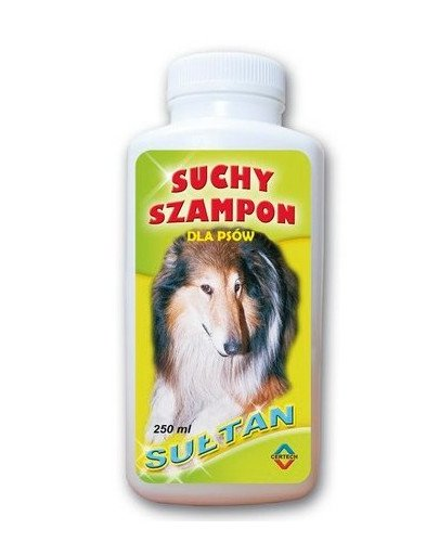 Super beno suchy szampon dla psów sułtan 250 ml