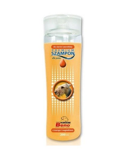 Super beno szampon do sierści szorstkiej 200 ml