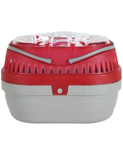 Transporter Dla Gryzoni Mini czerwony