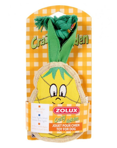 Zabawka Crazy Garden Ananas 29 cm