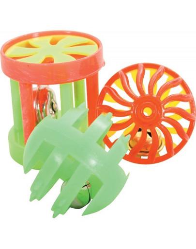 Zabawki Dla Kota  3 Kule 4 cm