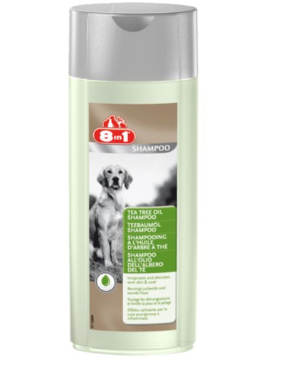 Shampoo tea tree 250 ml