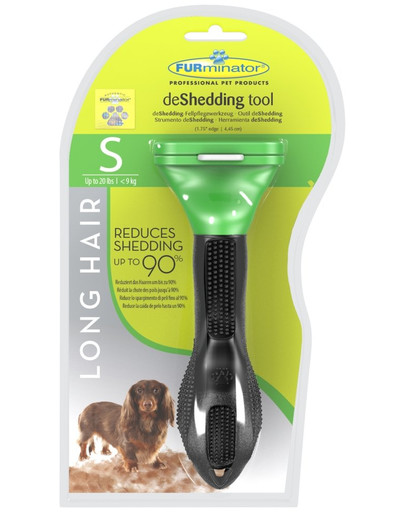 Dla psów długowłosych - small