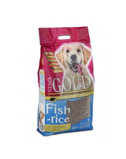 Fish & Rice 12 kg