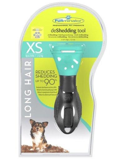 Dla psów długowłosych - toy dog