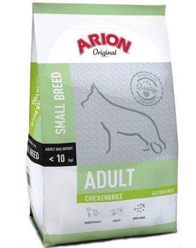 Original Adult Small Chicken & Rice 7,5 kg