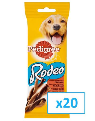 Rodeo wołowina 0.07 kg x20