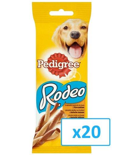 Rodeo kurczak 0.07 kg x20