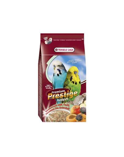 Prestige 1 kg papużka falista premium
