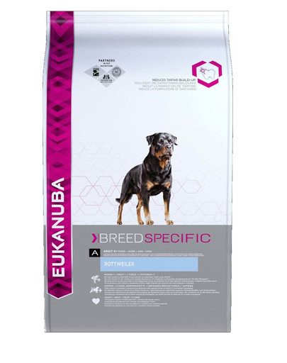 Adult Breed Specific Rottweiler 2.5 kg