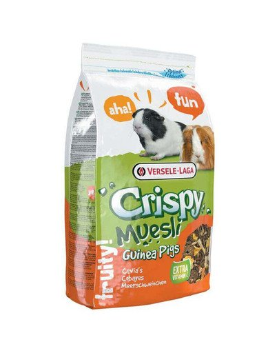 Prestige 2.75 kg crispy muesli-guinea pig