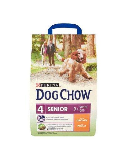 Dog Chow Senior Kurczak 14Kg