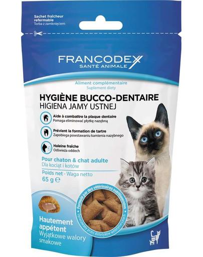 Przysmak Dla Kociąt I Kotów - Higiena Jamy Ustnej 65 g