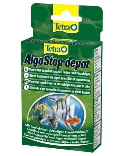 Algostop Depot 12 Tabletek