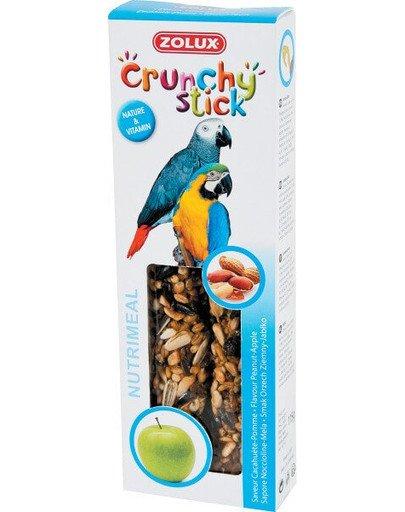 Crunchy Stick Papuga Orzech Ziemny/Jabłko 115 g