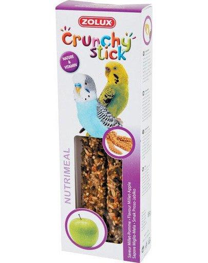 Crunchy Stick Papuga Mała Proso/Jabłko 85 g