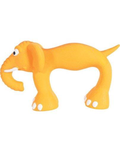 Zabawka Lateksowa Slim 22 cm Pomarańczowy