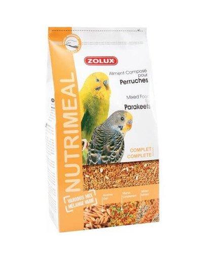 Mieszanka Nutri'Meal Papugi Faliste 2,5 kg