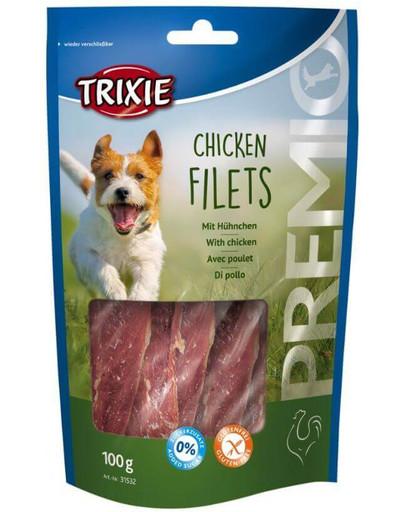 Filety z drobiu 100 g chicken filets