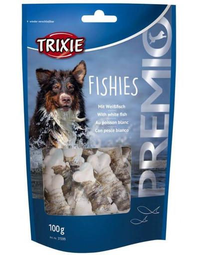 Przysmak Z Rybą Premio Fishies 100 g