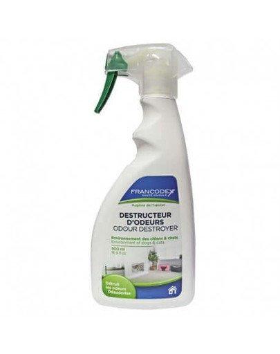 Spray Neutralizujący Brzydki Zapach W Otoczeniu Psa, Kota 500 ml