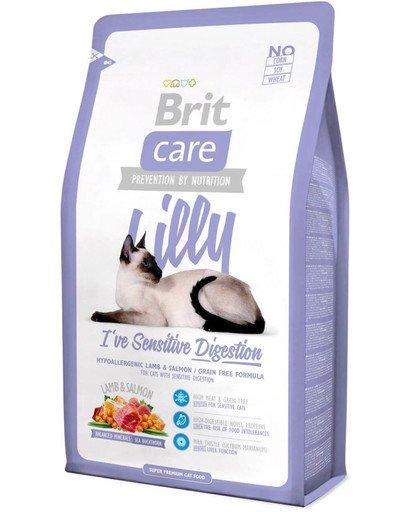 Care Cat Lilly I've Sensitive Digestion 400 g