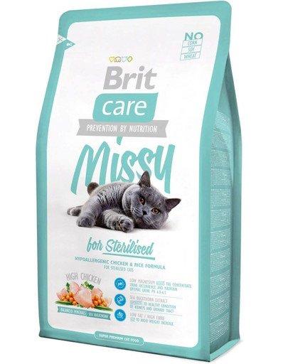 Care Cat Missy For Sterilised 400 g