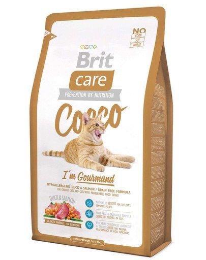 Care Cat Cocco I'am Gourmand 400 g