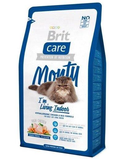 Care Cat Monty I'm Living Indoor 400 g