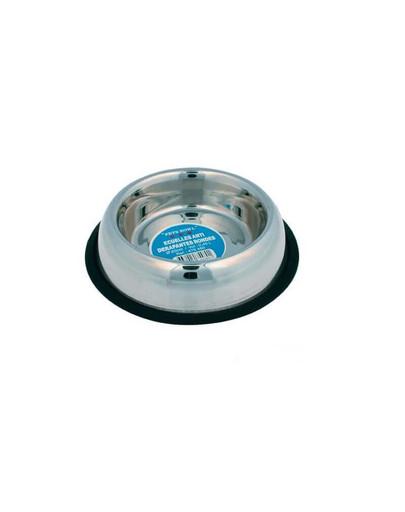 Miska inox na gumie 21 cm