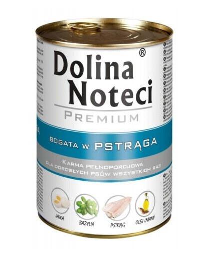 Premium Bogata W Pstrąga 0,4 kg