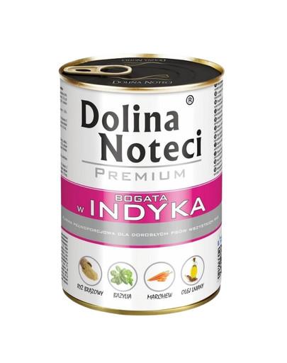 Premium Bogata W Indyka 0,4 kg