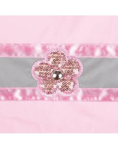 Płaszczyk dla psa como s: 36 cm. różowy
