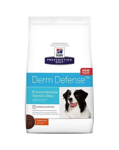 Prescription Diet Canine Derm Defense 12 kg