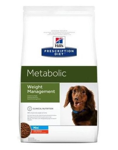Prescription Diet Canine Metabolic Mini 6 kg