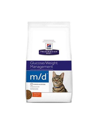 Prescription Diet m/d Feline 5 kg