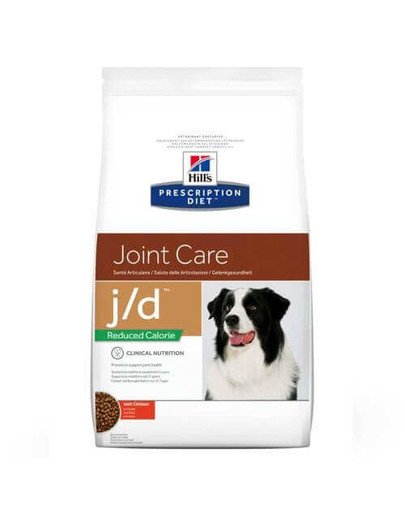 Prescription Diet Canine j/d Reduced Calorie 4 kg