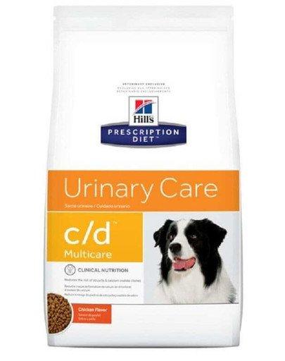Canine c/d 2 kg