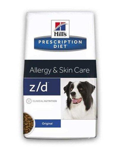 Prescription Diet Canine z/d 3 kg