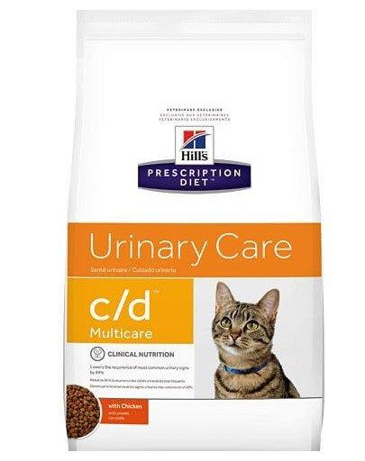 Prescription Diet Feline c/d Multicare Chicken 10 kg