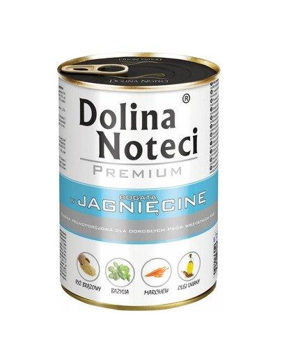 Premium Bogata W Jagnięcinę 0,4 kg