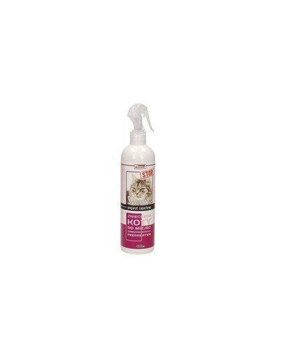 Stop Kot Strong spray 400ml - odstraszacz dla kota