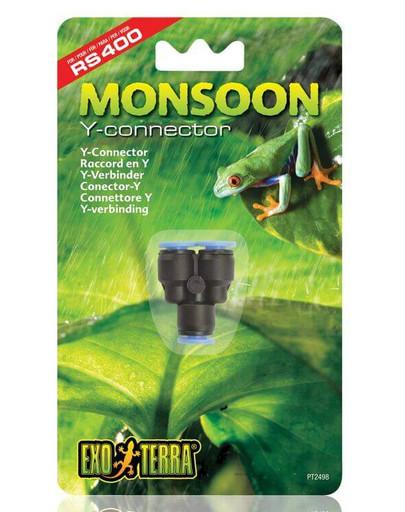 Rozgałęźnik do systemu zraszającego Monsoon