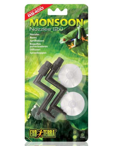 Dysze do systemu zraszającego Monsoon 2szt.