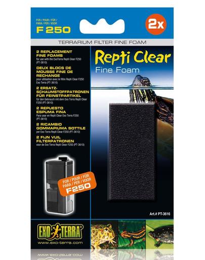 Pianka gładka do filtra wewnętrznego Repti Clear F250